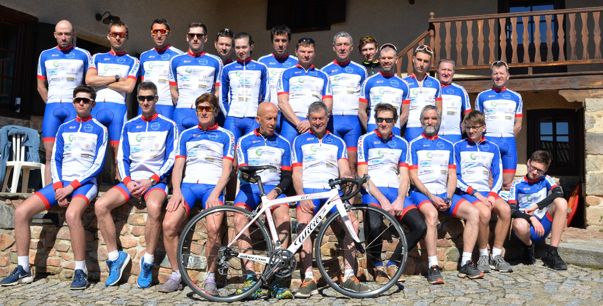 Le site officiel du vélo club de Francheville