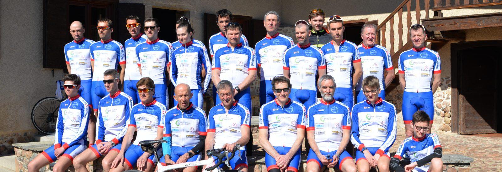 Le site officiel du vélo club de Francheville